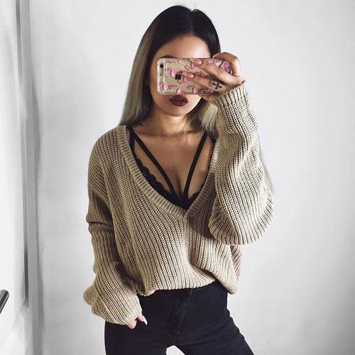 bralette5 - 15 Outfits Para Mostrar Tu Bralette A Todos