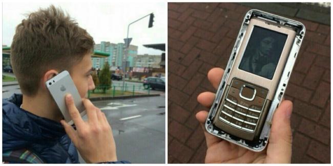 celular - 15 Fotos Que Revelan La Vida Perfecta En Internet