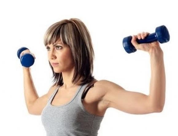 ejercicio busto - 7 Sencillos Ejercicios Para Tener Un Busto Firme