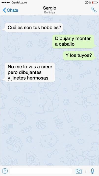 mensajes de texto 12 - Mensajes de Texto: Intentando Ligar