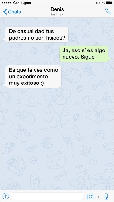 mensajes de texto 13 - Mensajes de Texto: Intentando Ligar