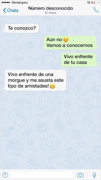 mensajes de texto 4 - Mensajes de Texto: Intentando Ligar