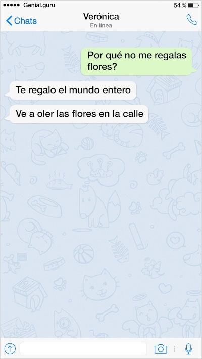 mensajes de texto 9 - Mensajes de Texto: Intentando Ligar
