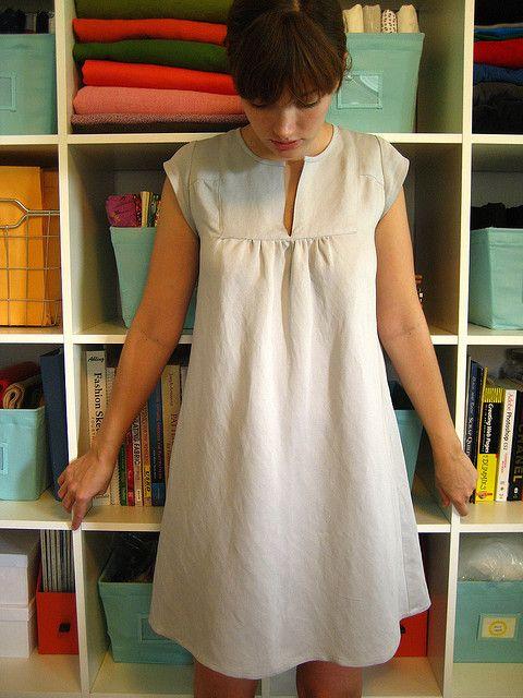 vestido blanco112 - 15 Vestidos Blancos Que Son Perfectos Para El Verano