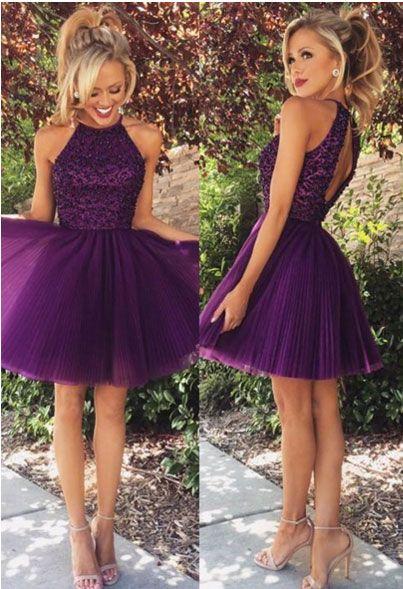 vestido corto graduacion - 12 Vestidos De Graduación Que Desearas Tener