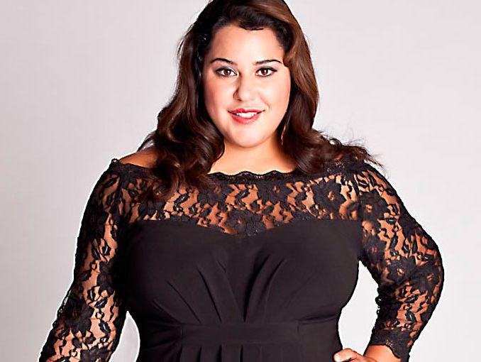 Vestidos para mujeres talla grande