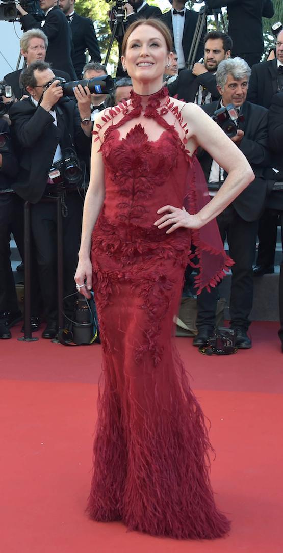 vestido vino cannes copia - Los Vestidos Mas Hermosos De Cannes 2017
