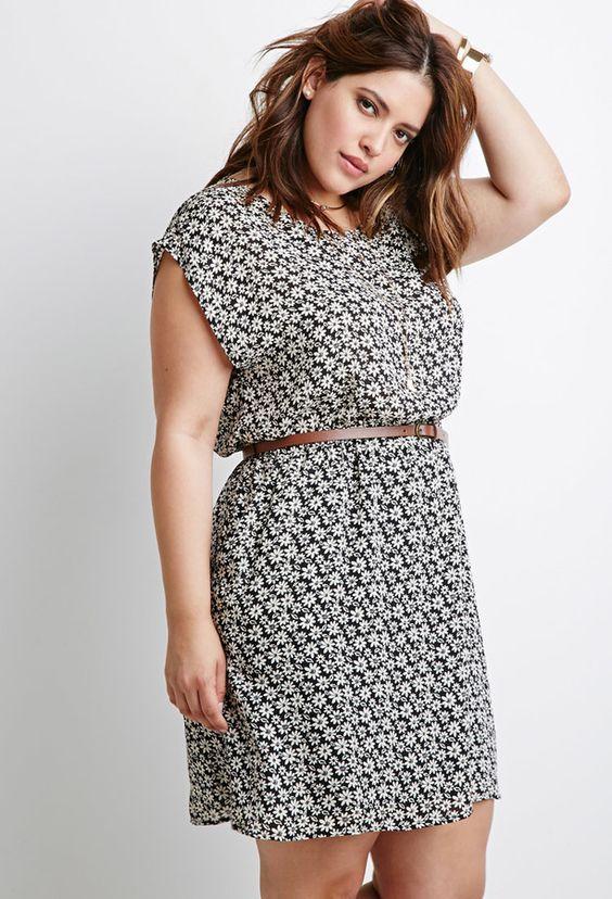 vestidos para gorditas4 - Vestidos Para Mujeres De Talla Grande