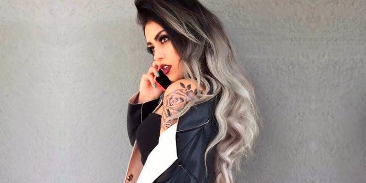 Fotos que te convencer n para te ir tu cabello de gris for Que color asociar con el gris claro