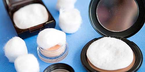 maquillaje sin quiebres - 12 Trucos De Belleza Que Harán Tu Vida Mas Fácil