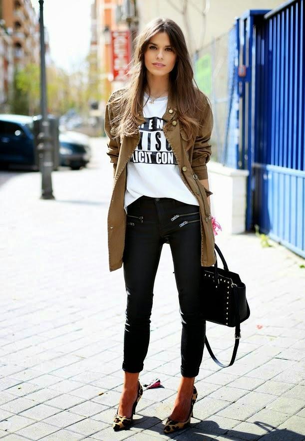 ropa bajitas tips1 - Como Vestir Si Eres Bajita Y De Busto Grande