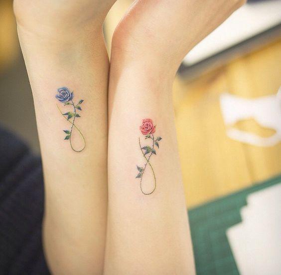 tatuaje flor7 - Pequeños Y Hermosos Tatuajes De Flores Para Mujer