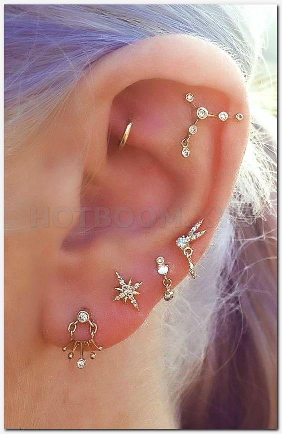 piercings7 - Perforaciones En La Oreja Que Se Ven Increíbles