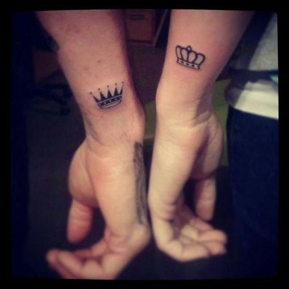 tatuajes parejas1 - Tatuajes Para Parejas Que Son Perfectos