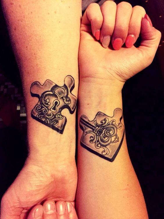 tatuajes parejas10 - Tatuajes Para Parejas Que Son Perfectos