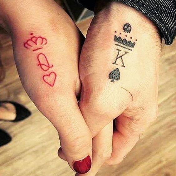 tatuajes parejas2 - Tatuajes Para Parejas Que Son Perfectos