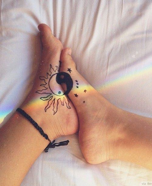 tatuajes parejas5 - Tatuajes Para Parejas Que Son Perfectos