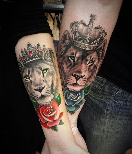 tatuajes parejas8 - Tatuajes Para Parejas Que Son Perfectos