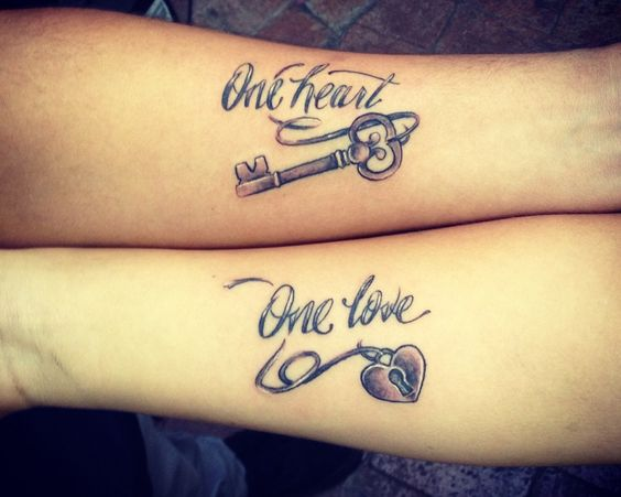 tatuajes parejas9 - Tatuajes Para Parejas Que Son Perfectos