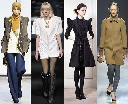moda hombreras - Tendencias De Moda Que Deberían Desaparecer