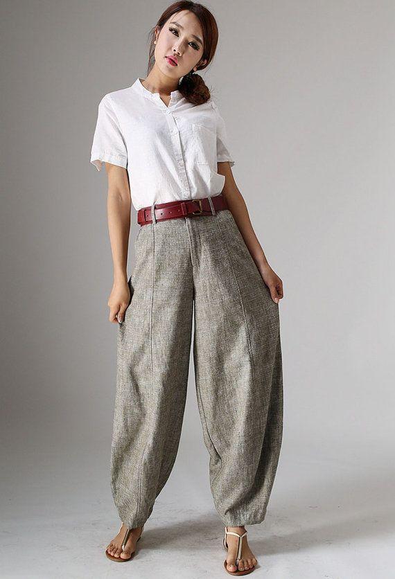moda pantalon bombacho - Tendencias De Moda Que Deberían Desaparecer