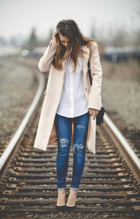 outfits invierno - Outfits Para Invierno Que Te Harán Lucir Siempre Bella