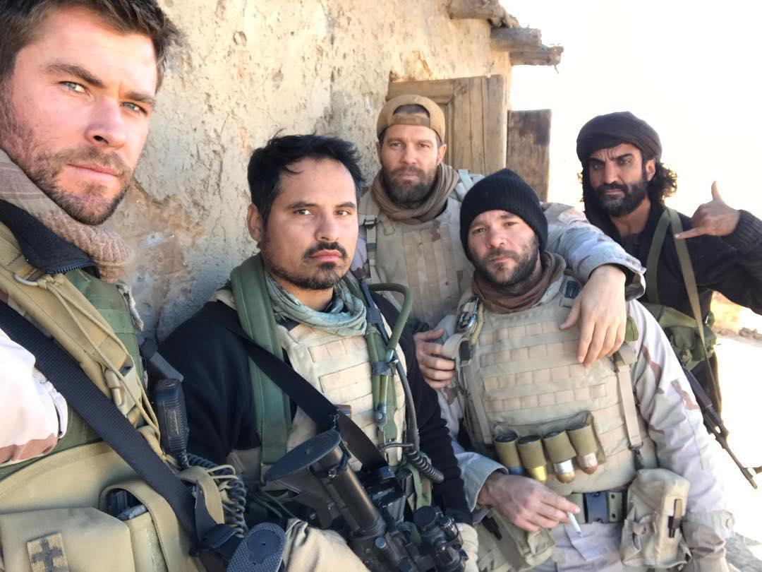 Horse Soldiers pelicula - Adaptaciones De Libros Que Llegarán Al Cine Este 2018