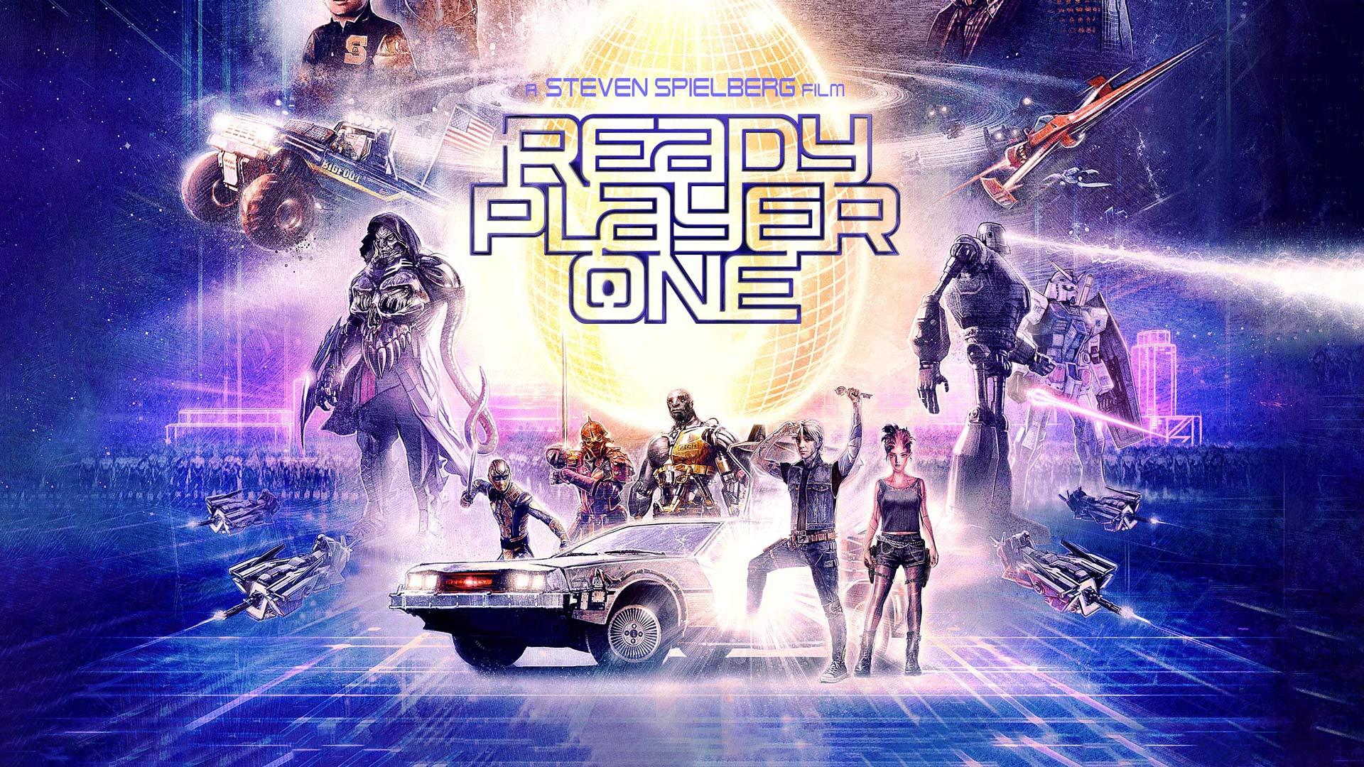 ready player one pelicula - Adaptaciones De Libros Que Llegarán Al Cine Este 2018
