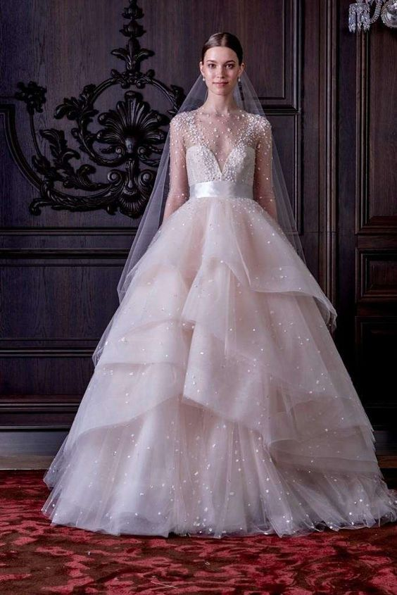 vestidos de novia de colores12 - Hermosos Vestidos De Novia De Colores Que Amaras