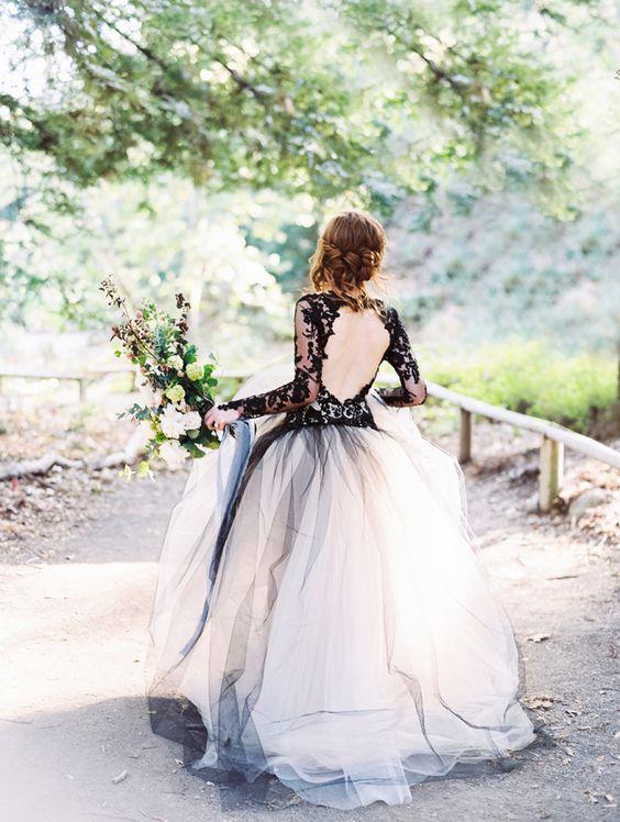 vestidos de novia de colores2 - Hermosos Vestidos De Novia De Colores Que Amaras