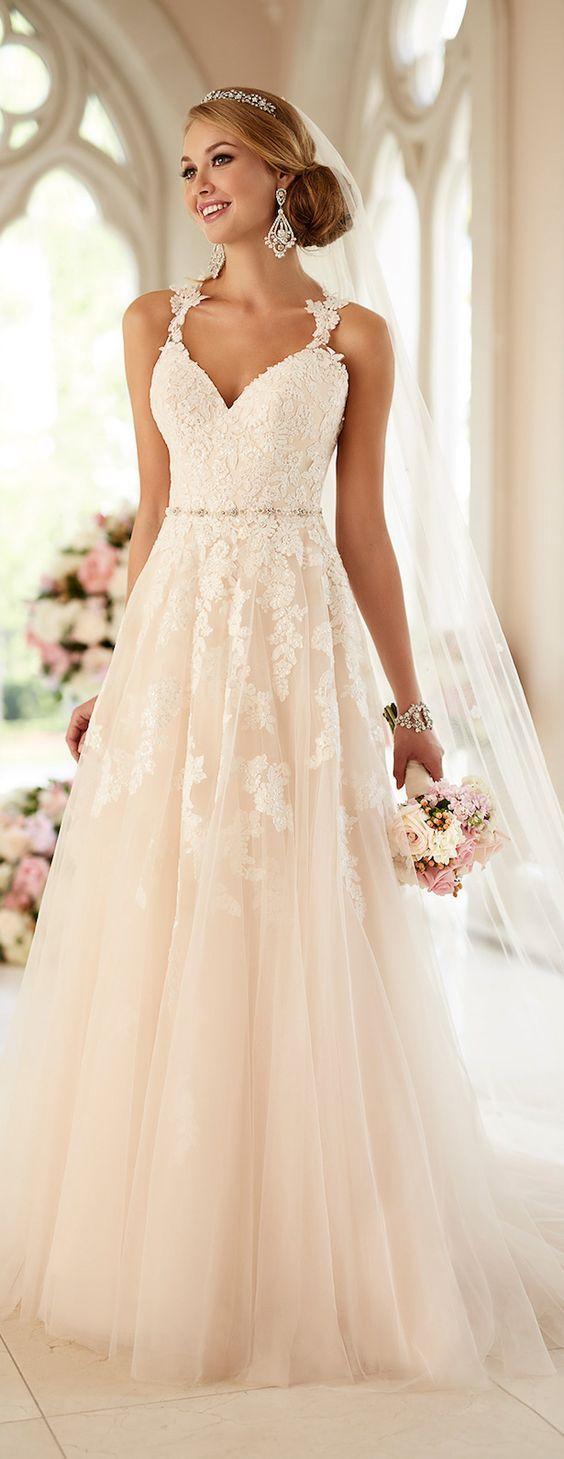 vestidos de novia de colores3 - Hermosos Vestidos De Novia De Colores Que Amaras
