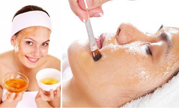 mascarilla de huevo y miel - Efectiva manera de cuidar tu cabello maltratado con mascarillas caseras