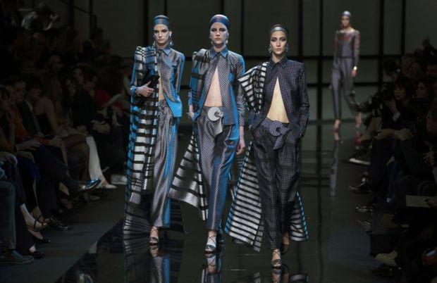 Armani presentara su colección crucero en Tokio