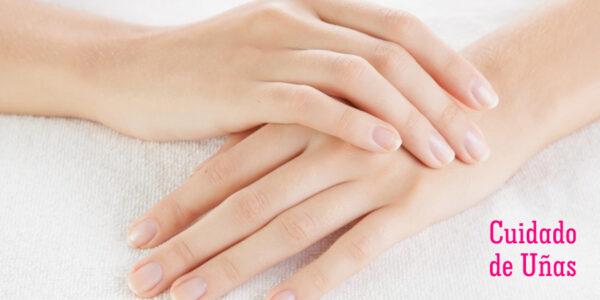 EL cuidado de las uñas ¡Pruébalo es maravilloso!
