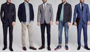 La moda masculina en el trabajo