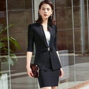 La moda femenina en el trabajo, ¿Que ponerte para ir a trabajar?