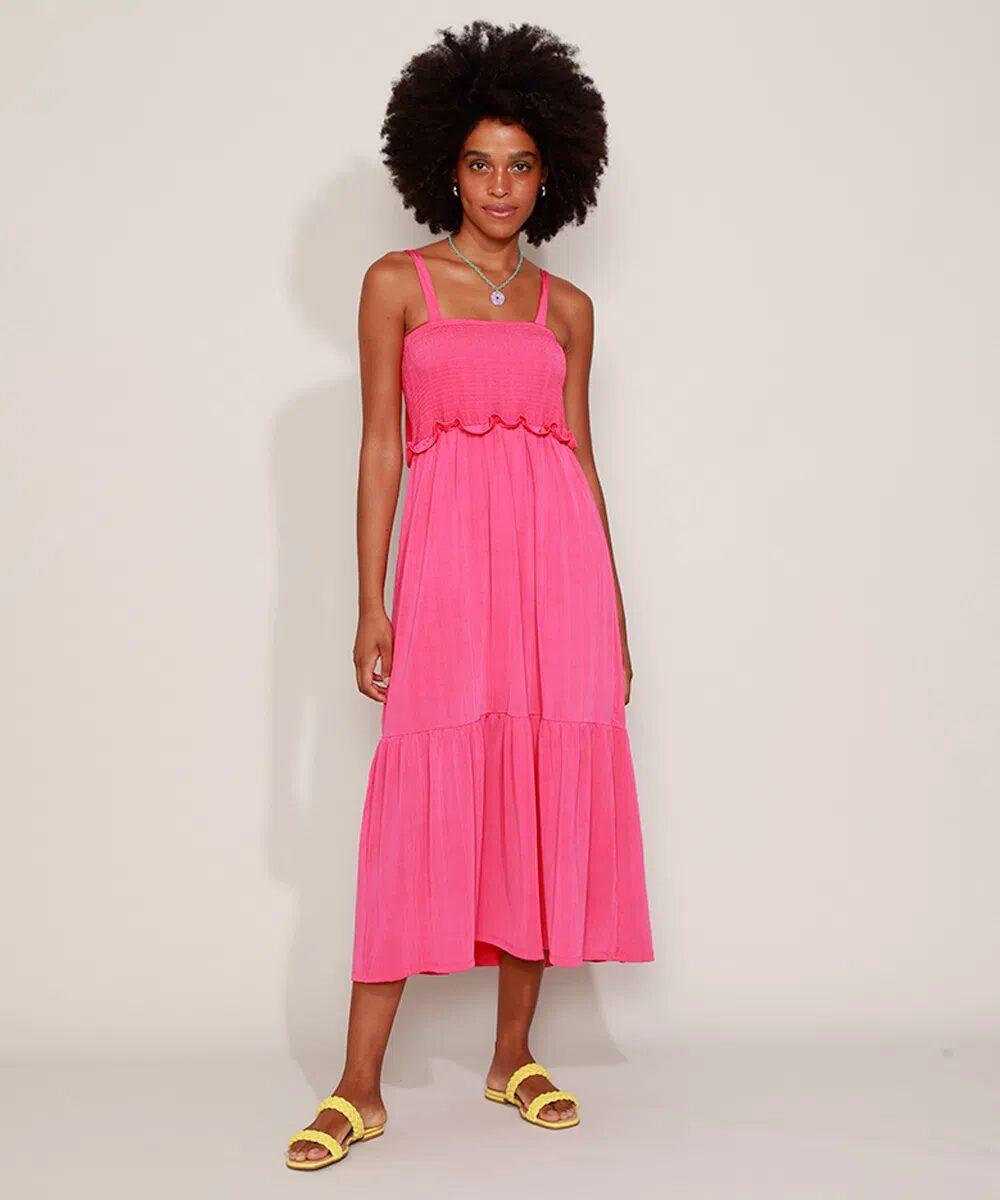1612584554 627 echa un vistazo a las opciones para comprar y 30 - 40 modelos de vestidos rosas para un look que no pasa desapercibido