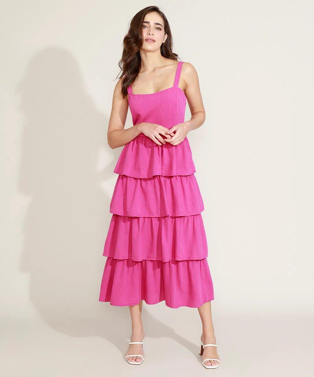 1612584554 63 echa un vistazo a las opciones para comprar y 30 - 40 modelos de vestidos rosas para un look que no pasa desapercibido