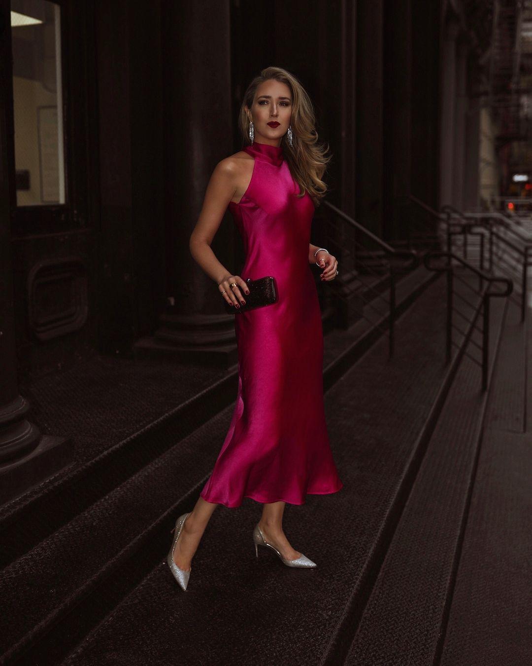 1612584555 50 echa un vistazo a las opciones para comprar y 30 - 40 modelos de vestidos rosas para un look que no pasa desapercibido