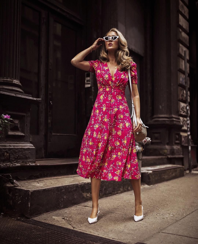1612584556 677 echa un vistazo a las opciones para comprar y 30 - 40 modelos de vestidos rosas para un look que no pasa desapercibido