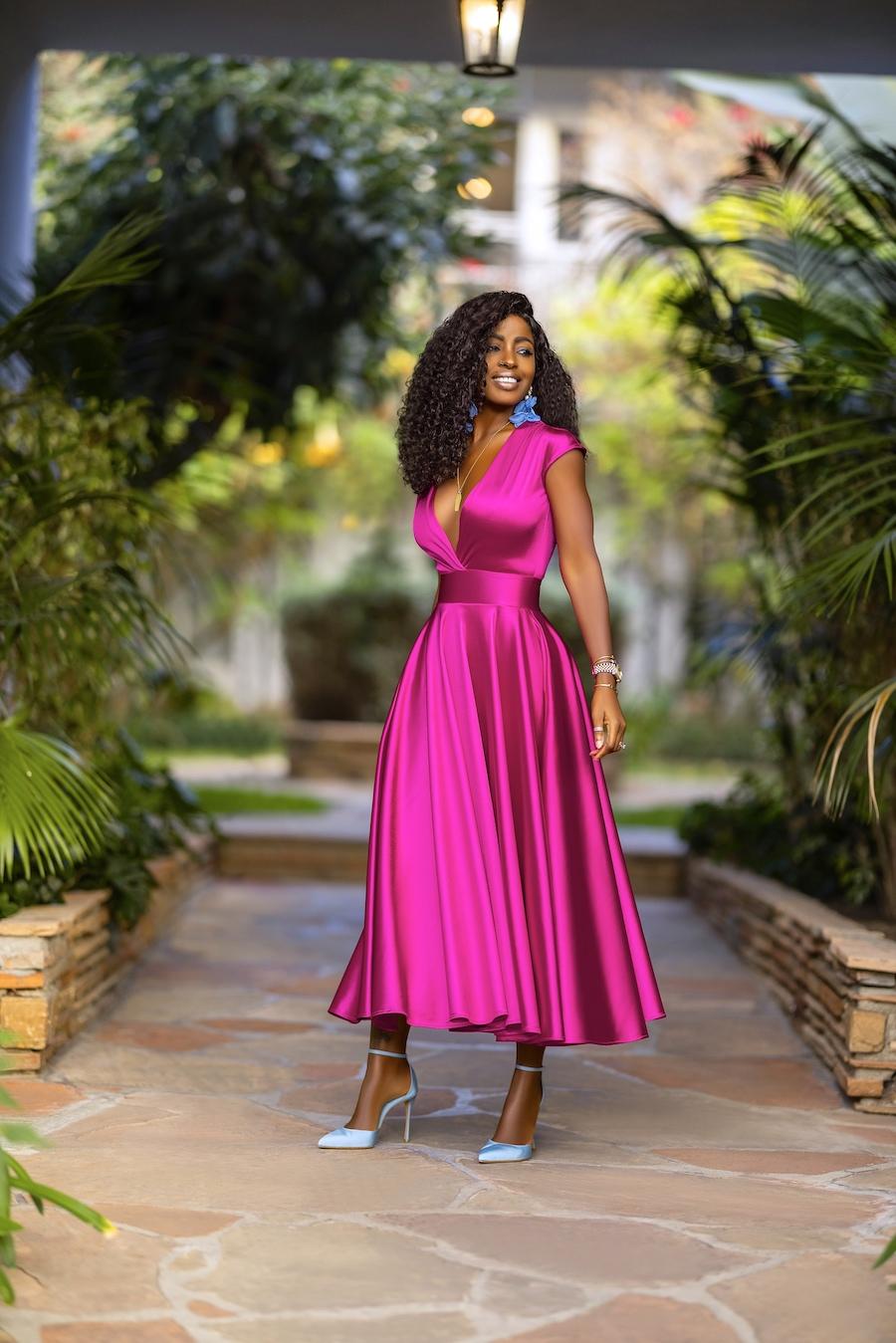 1612584557 762 echa un vistazo a las opciones para comprar y 30 - 40 modelos de vestidos rosas para un look que no pasa desapercibido