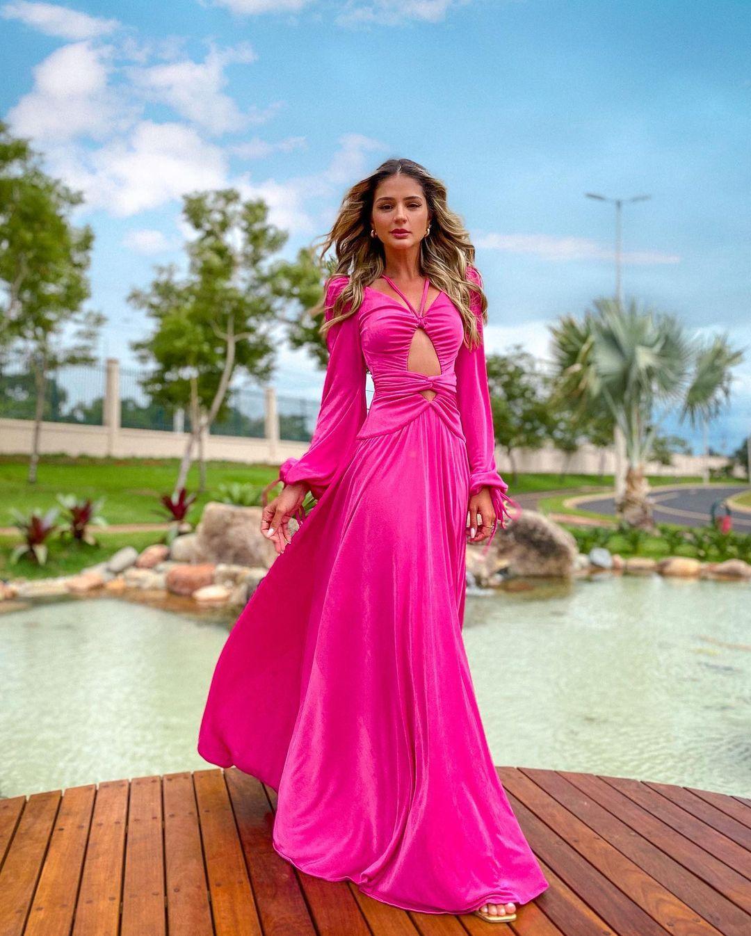 1612584559 479 echa un vistazo a las opciones para comprar y 30 - 40 modelos de vestidos rosas para un look que no pasa desapercibido