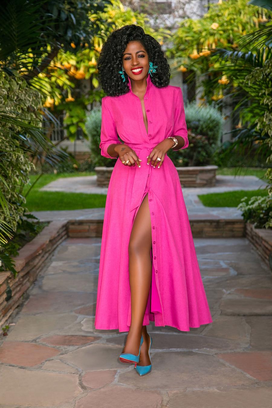 1612584559 660 echa un vistazo a las opciones para comprar y 30 - 40 modelos de vestidos rosas para un look que no pasa desapercibido