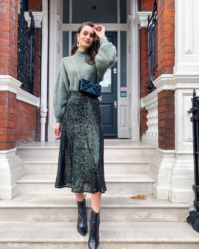 1612587901 852 155 looks con falda de varios estilos para conseguir el - 155 looks con falda de varios estilos para conseguir el look perfecto