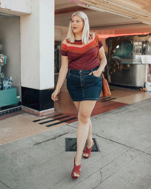 1612587902 305 155 looks con falda de varios estilos para conseguir el - 155 looks con falda de varios estilos para conseguir el look perfecto