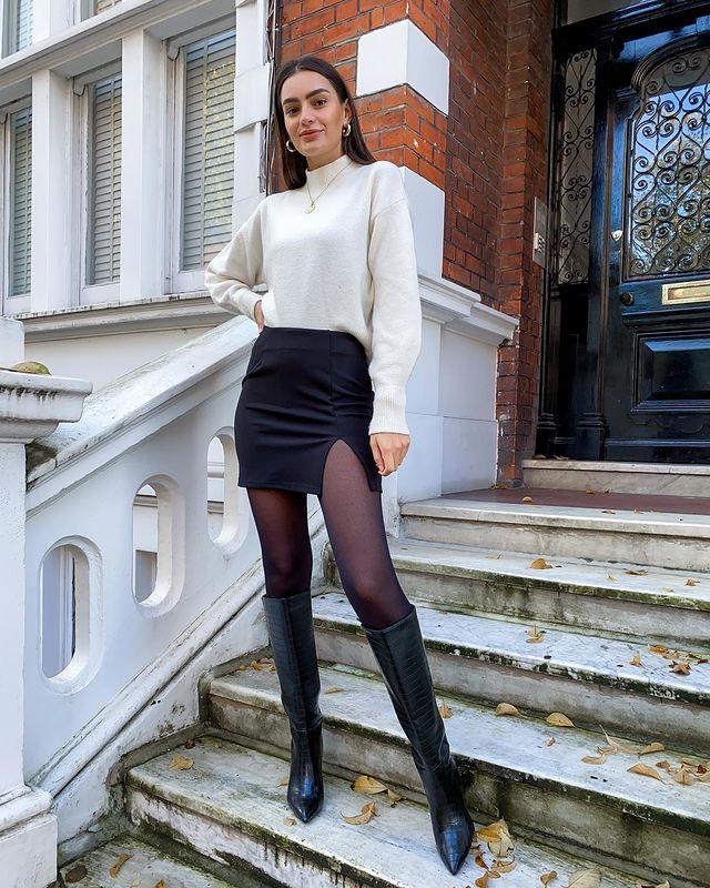 1612587906 129 155 looks con falda de varios estilos para conseguir el - 155 looks con falda de varios estilos para conseguir el look perfecto