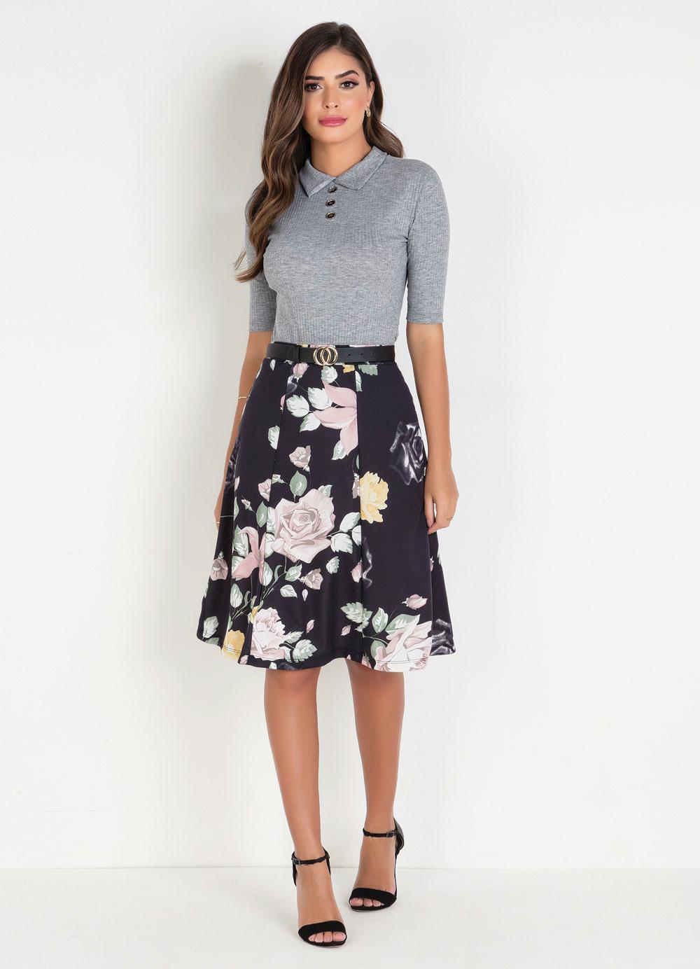 1612587909 210 155 looks con falda de varios estilos para conseguir el - 155 looks con falda de varios estilos para conseguir el look perfecto