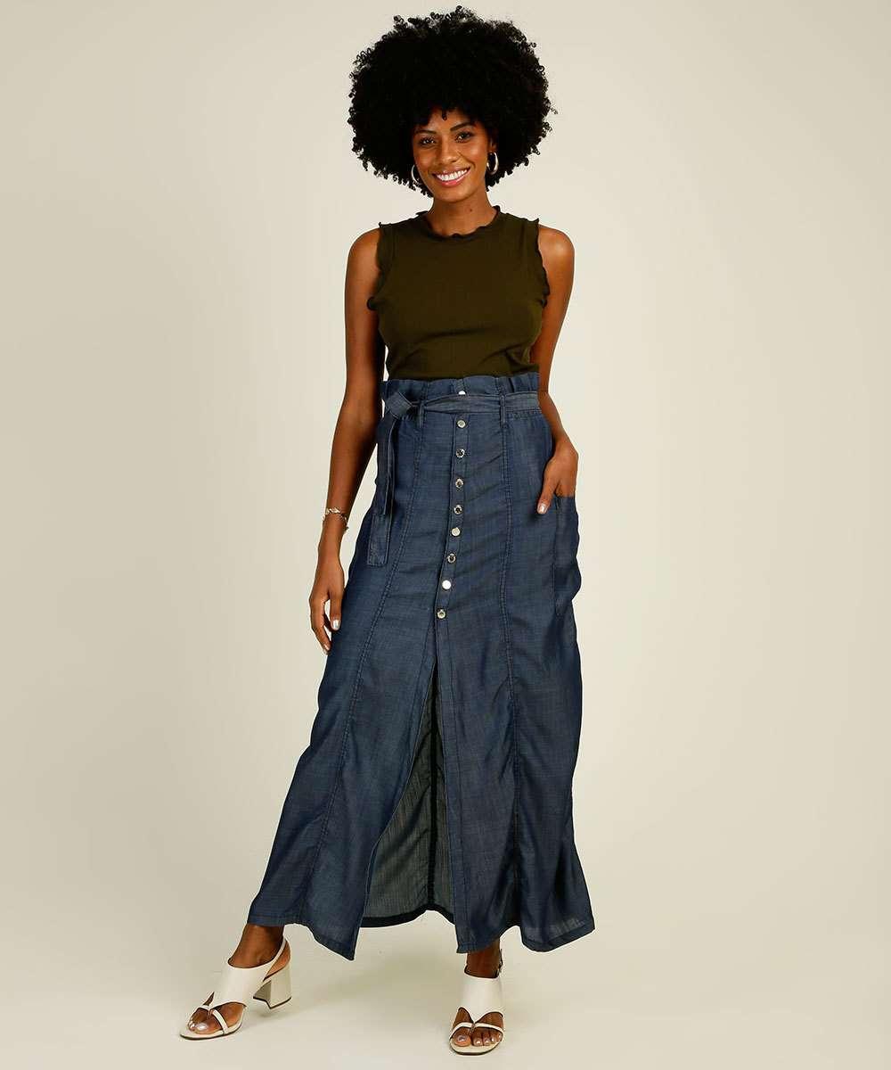 1612587909 742 155 looks con falda de varios estilos para conseguir el - 155 looks con falda de varios estilos para conseguir el look perfecto
