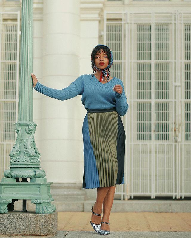 1612587910 472 155 looks con falda de varios estilos para conseguir el - 155 looks con falda de varios estilos para conseguir el look perfecto
