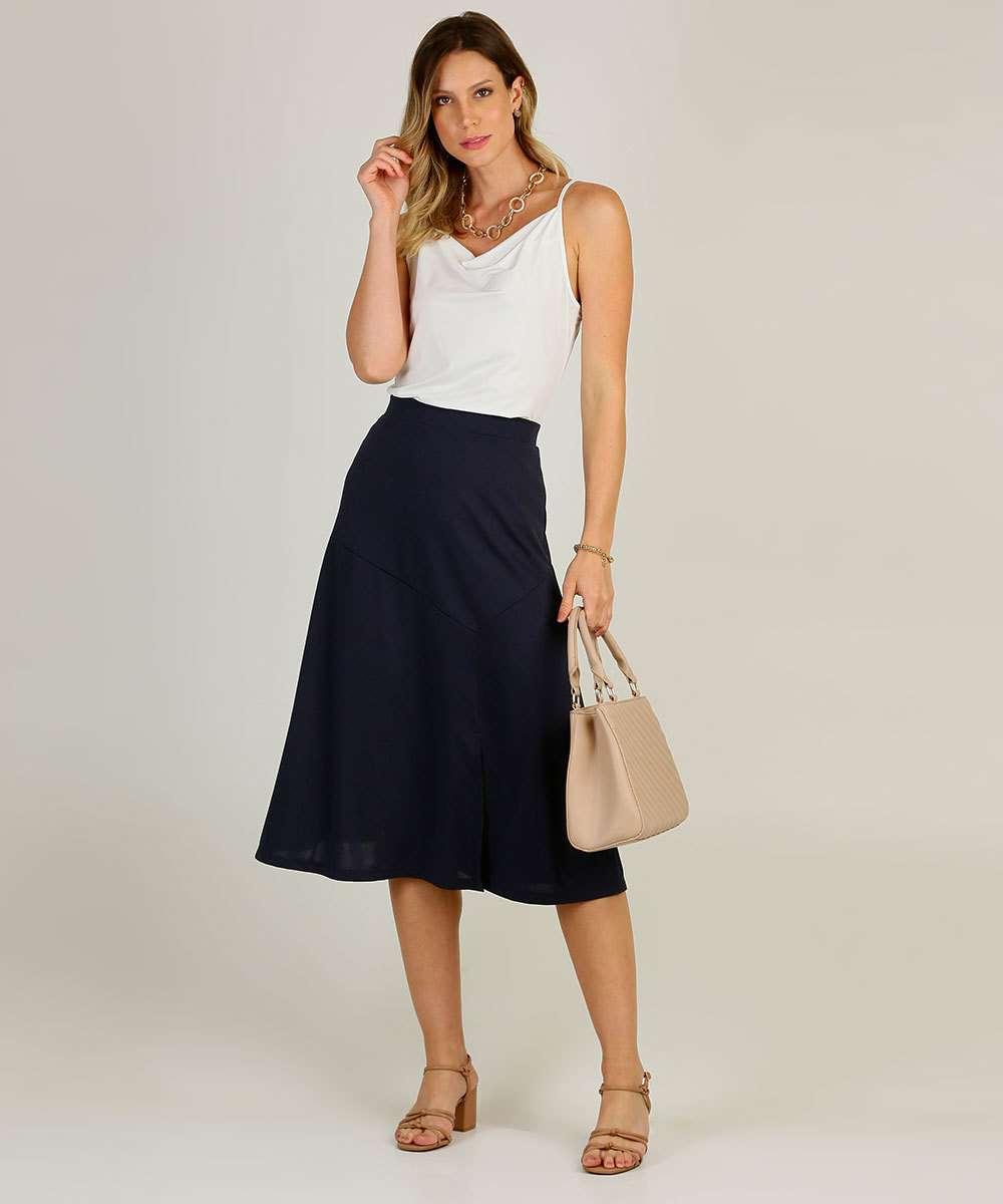 1612587910 700 155 looks con falda de varios estilos para conseguir el - 155 looks con falda de varios estilos para conseguir el look perfecto